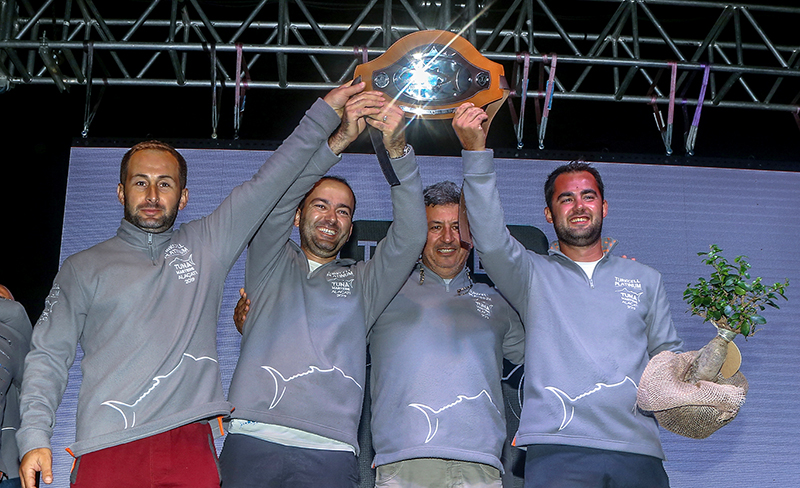 TUNA MASTER OF THE YEAR 2019